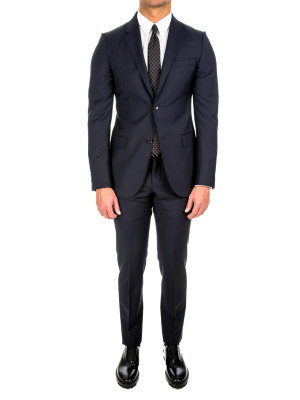 Gucci formal suit blue 412-00142