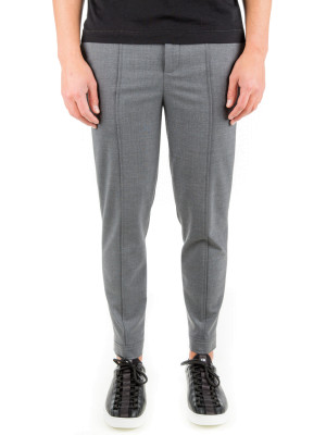 WOVEN TROUSERS grey 415-00239