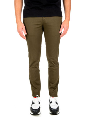 Givenchy trousers green 415-00274