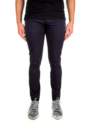 neil barrett zip pckt trouser blue 415-00277