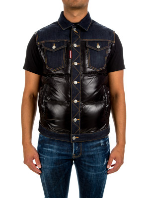 Dsquared2 gilet denim