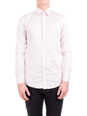 Credo Collection l/s man shirt roze 420-00046