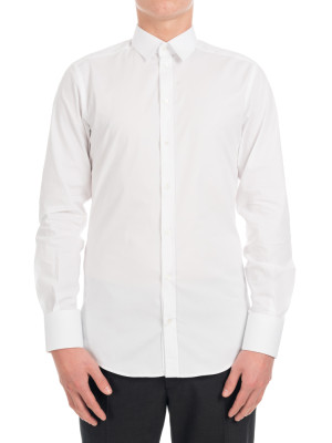Dolce & Gabbana gold shirt white 420-00102