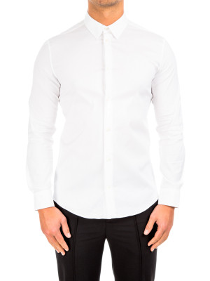 Balenciaga shirt stretch white 420-00148