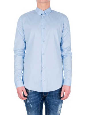 Balenciaga shirt blue 421-00140