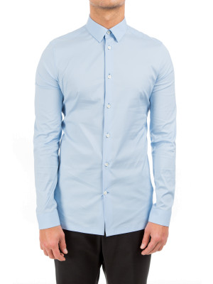 Balenciaga shirt blue 421-00227