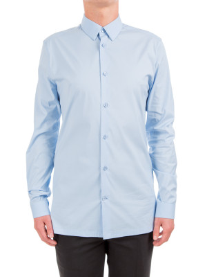 Balenciaga shirt blue 421-00271