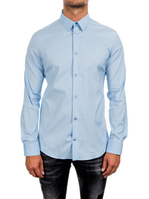 Balenciaga shirt blue 421-00348