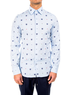 Gucci shirt blue 421-00392