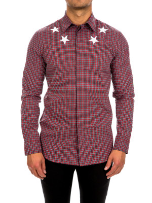 Givenchy shirt red 421-00397