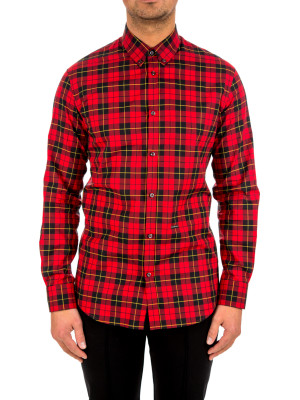 Dsquared2 relaxed dan bd shirt