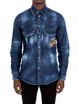 Dsquared2 Icon  shirt 421-00744