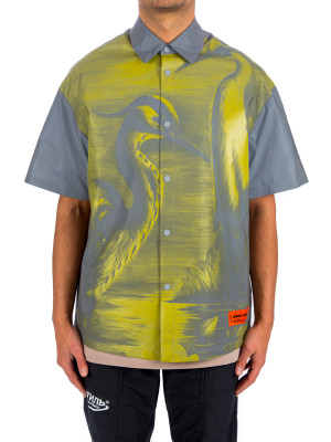 heron preston  bowling shirt 421-00752