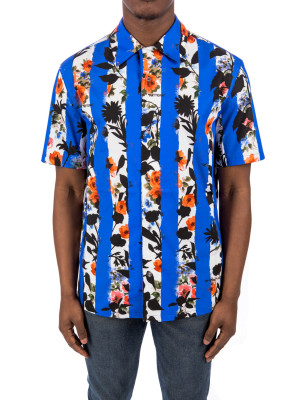 Off White stripes flower hlday 421-00771