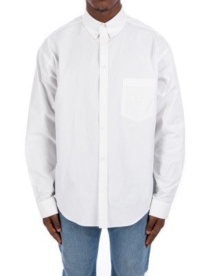 Balenciaga l/s large fit shirt 421-00784