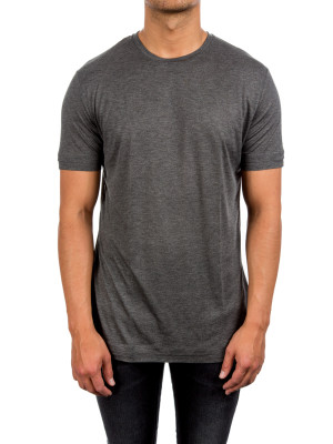 neil barrett knit jersey ts grey