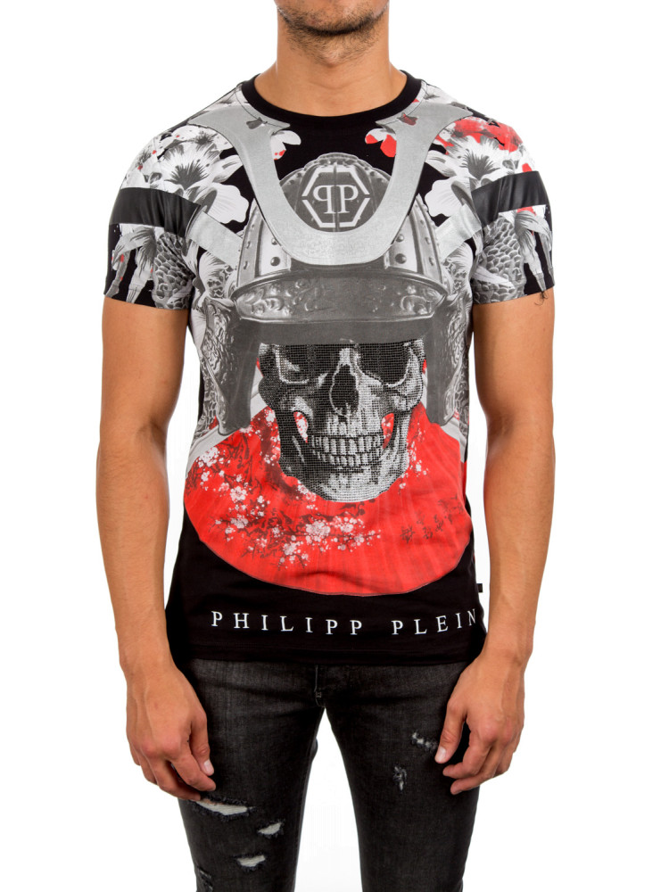 philipp plein t shirt rn aizen multi credomen. Black Bedroom Furniture Sets. Home Design Ideas