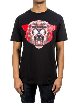 Marcelo Burlon ashkish t-shirt black