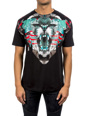 Marcelo Burlon elue t-shirt black 423-01470