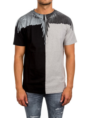 Marcelo Burlon asher t-shirt grey 423-01472