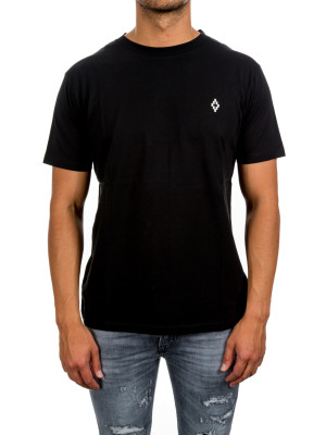 Marcelo Burlon bai t-shirt black 423-01474