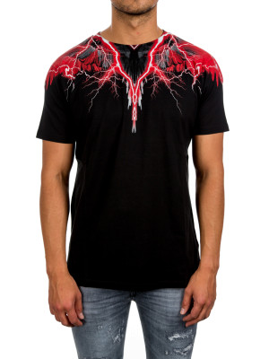 Marcelo Burlon worr t-shirt black 423-01476