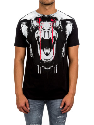 Marcelo Burlon wong t-shirt black