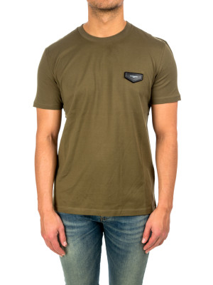 Givenchy t-shirt green 423-01554