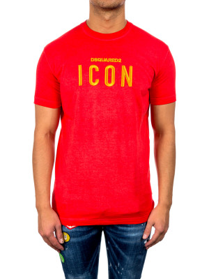 Dsquared2 long cool fit icon red