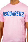 Dsquared2 long cool fit pink Dsquared2  Long Cool Fitroze - www.credomen.com - Credomen