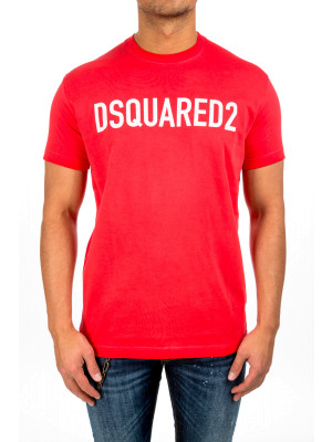 Dsquared2 long cool fit red
