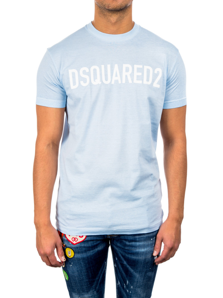 Dsquared2 long cool fit blue Dsquared2  Long Cool Fitblauw - www.credomen.com - Credomen