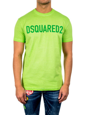 Dsquared2 long cool fit green 423-01596