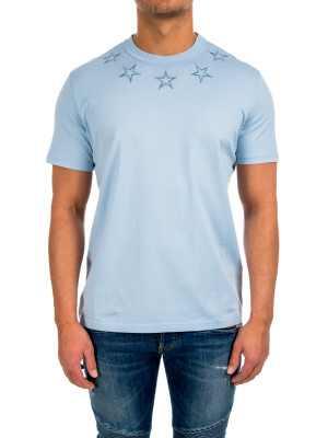 Givenchy t-shirt blue 423-01678