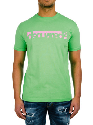 Dsquared2 chic dan fit green