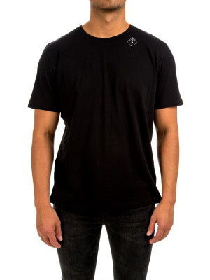 Saint Laurent t-shirt col rond 423-01934