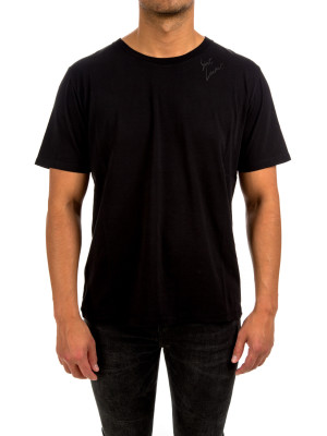 Saint Laurent t-shirt col rond 423-01935