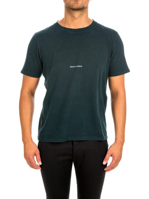 Saint Laurent t-shirt col rond 423-01949