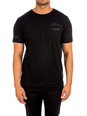 IN GOLD WE TRUST t-shirt black 423-01971