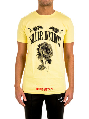 IN GOLD WE TRUST  killer frond tee 423-01999
