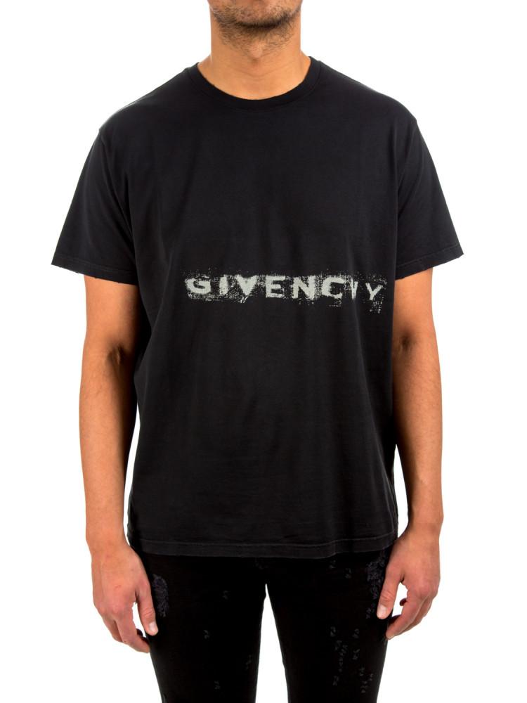 939fbbb5461 Givenchy t-shirt Givenchy T-SHIRTzwart - www.credomen.com - Credomen