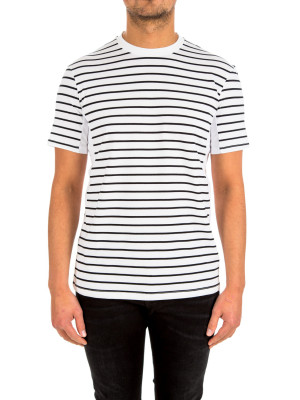 neil barrett scuba striped t-s 423-02242