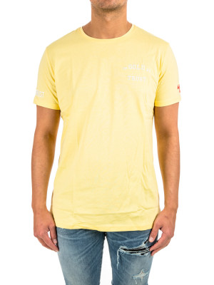 IN GOLD WE TRUST  igwt basic tee 423-02358