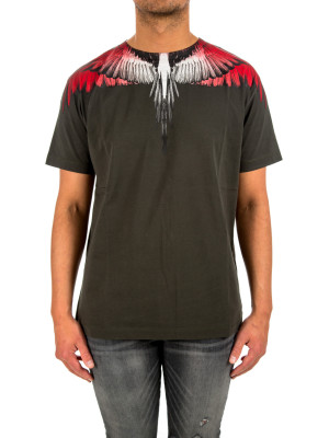 Marcelo Burlon red wings ts