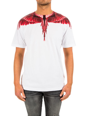 Marcelo Burlon red ghostwings