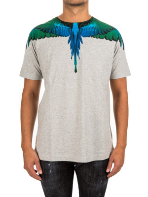 Marcelo Burlon blue wings ts 423-02394