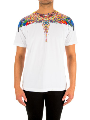 Marcelo Burlon multicolor wing 423-02395