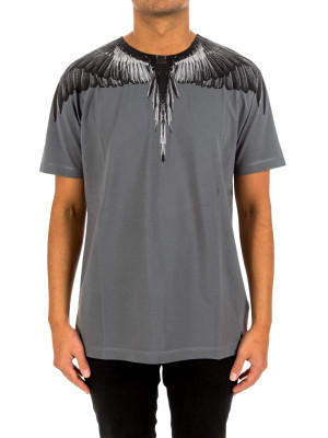 Marcelo Burlon black wings t-s 423-02514