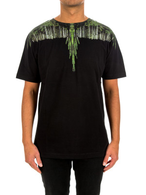 Marcelo Burlon wood wings t-s 423-02518
