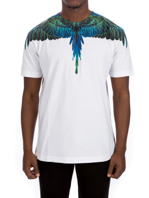 Marcelo Burlon wings regular t 423-03143